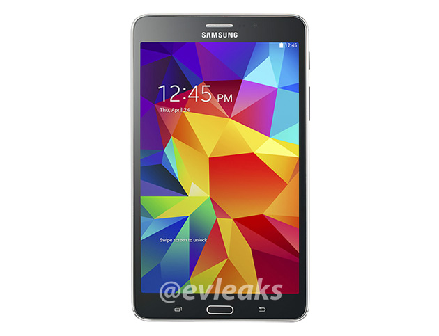 Is This Samsung's Next Galaxy Tab 4 Tablet? (Update: Confirmed)