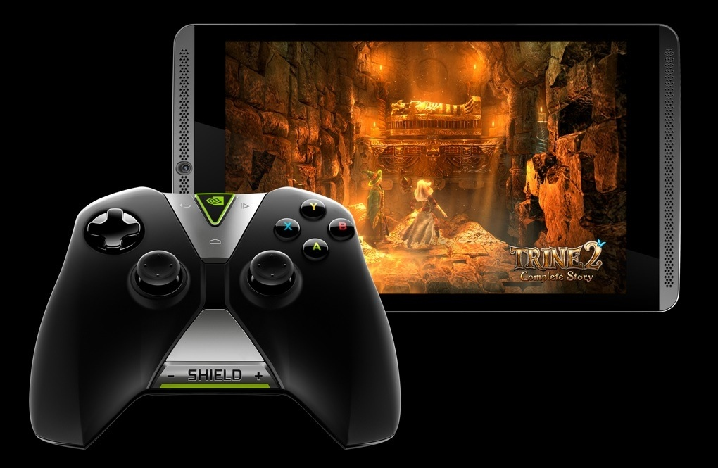 LEAKED: NVIDIA's Next-Gen Gaming Shield Tablet (Update: Now Official)
