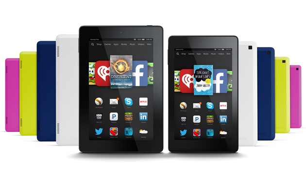 Amazon To Release New 6″ and 7″ Fire HD Entry-Level Tablets