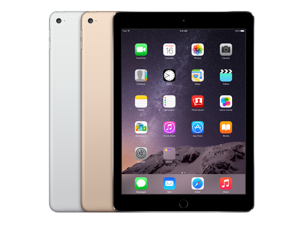 Apple Announces the iPad Air 2, Retina iPad Mini 3 With Touch ID Fingerprint Sensor