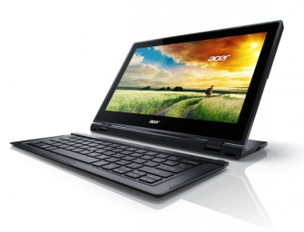 Acer Takes the Wraps Off of 12-inch Aspire Switch Tablet
