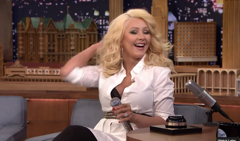 WATCH: Christina Aguilera Brilliantly Impersonates Britney Spears, Shakira and Cher