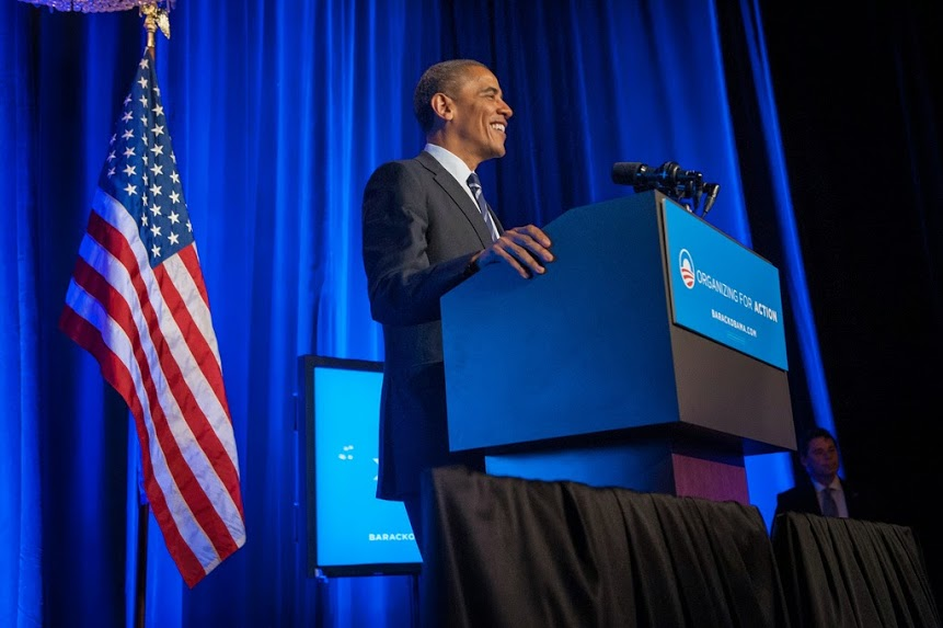 President Barack Obama Finally Gets a Twitter Account