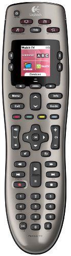 Logitech-Harmony-650-Infrared-All-in-One-Remote-Control-Universal-Remote-Programmable-Remote-Silver-0