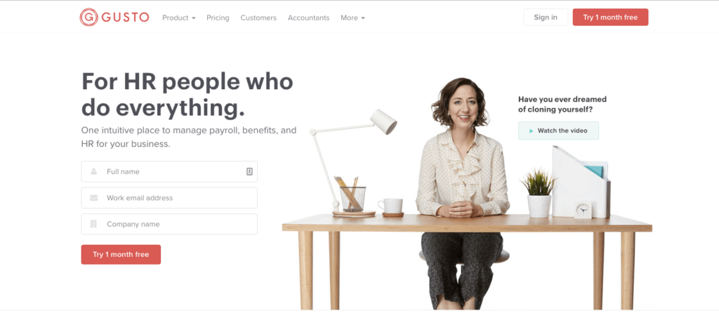good-landing-page-example