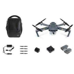 DJI-Mavic-Pro-Fly-More-Combo-Foldable-Propeller-Quadcopter-Drone-Kit-with-Remote-3-Batteries-16GB-MicroSD-Charging-Hub-Car-Charger-Power-Bank-Adapter-Shoulder-Bag-0