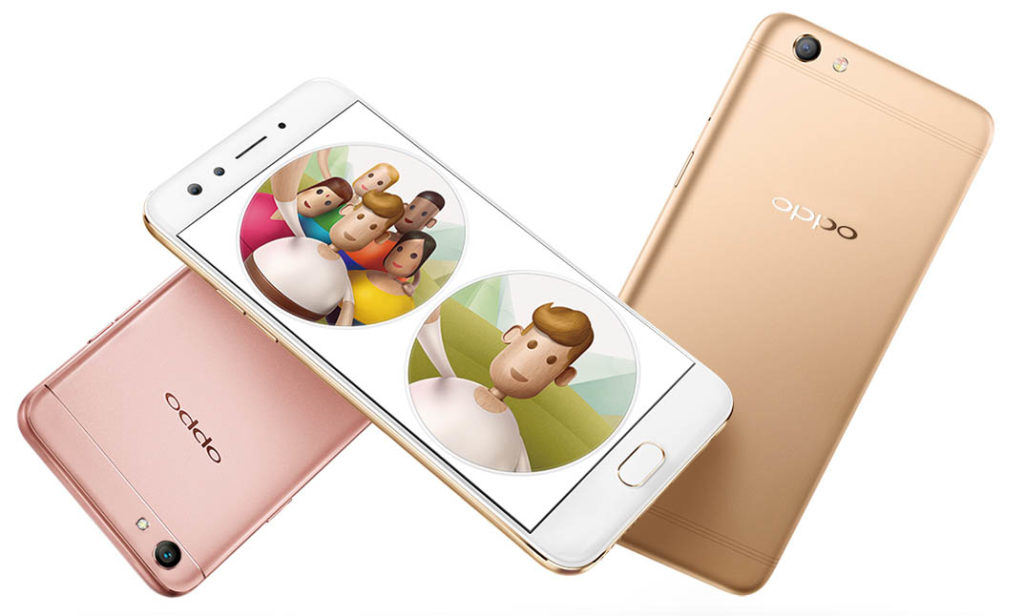 Oppo-F3-Android-smartphone