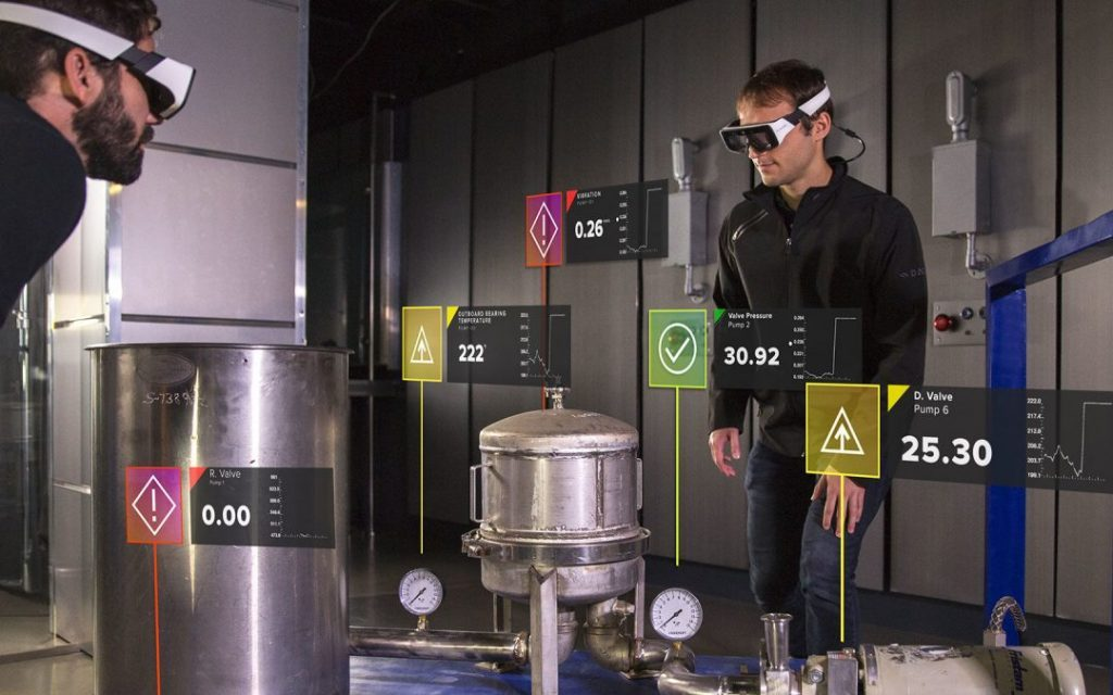 Augmented Reality Becoming a Focus in Maintenance Technology